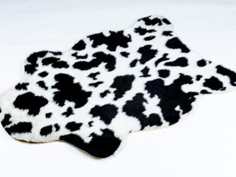 ANIMAL PRINT COW